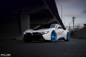 BMW i8 PUR 4OUR