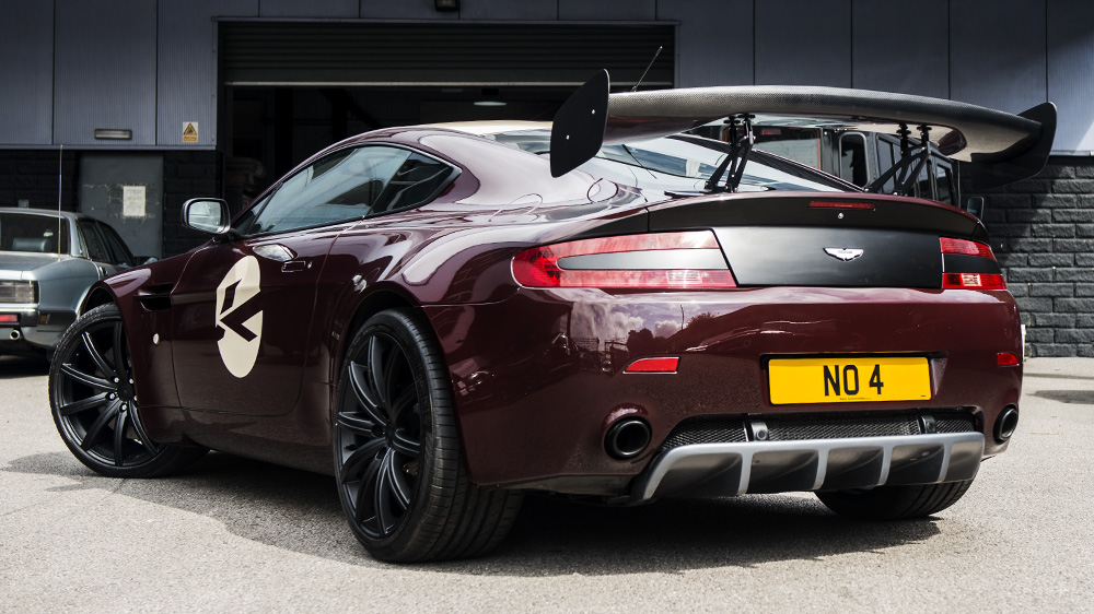 Get Your Hands On The Of Aston Martin Vantage Kahn GT - Aston martin gt