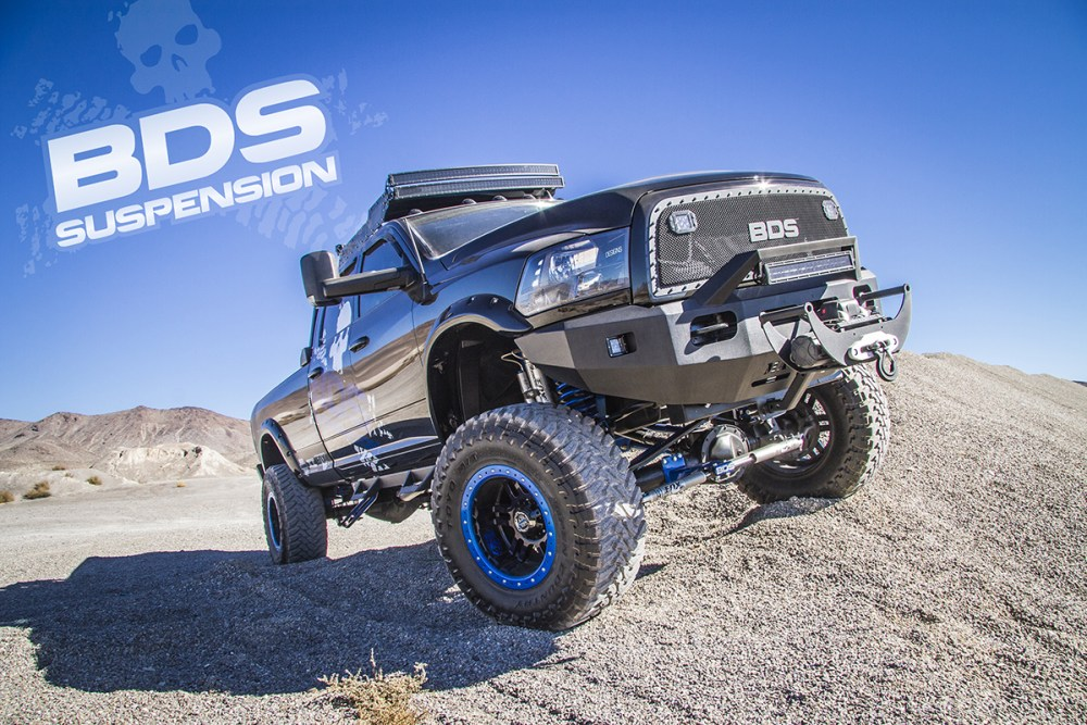 Fade to Black RAM 3500 by Off Road Outlaws (19)