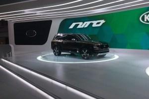 Kia Motors Presentation at the 2016 Chicago Auto Show