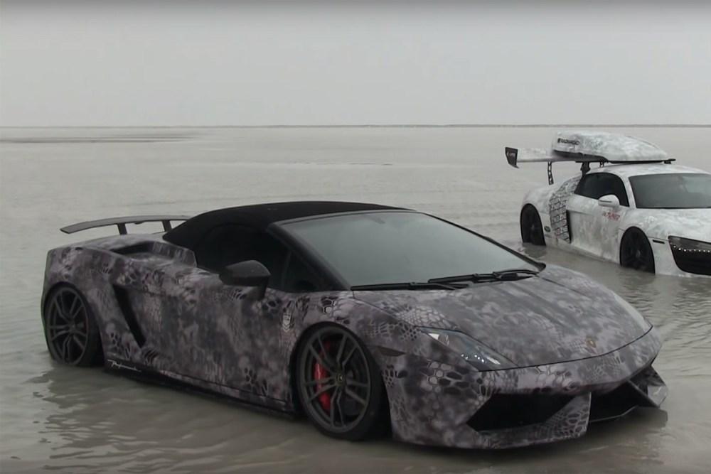 Lamborghini Gallardo LP570-4 Performante Great Salt Lake