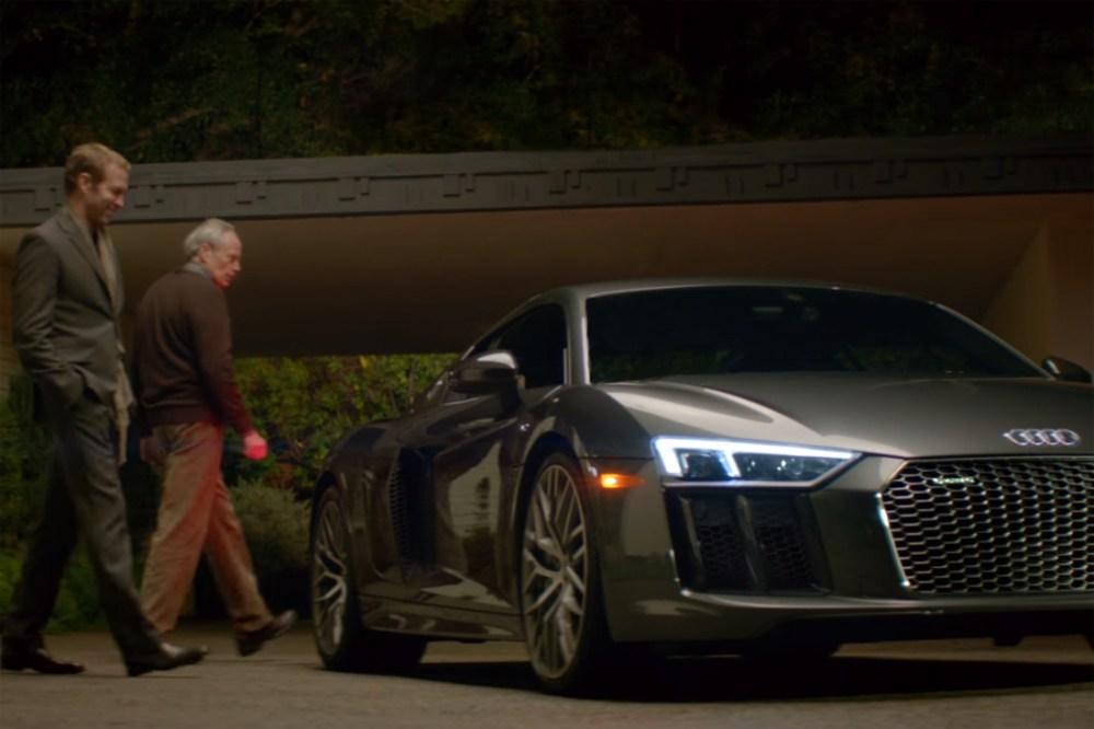 Audi Super Bowl 50 Commercial