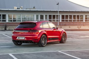 Prior Design PD600M Porsche Macan