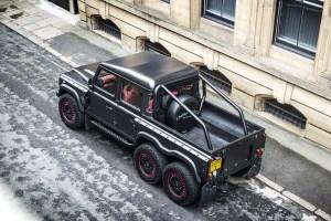 Flying Huntsman 110 6x6 Defender Double Cab Pickup