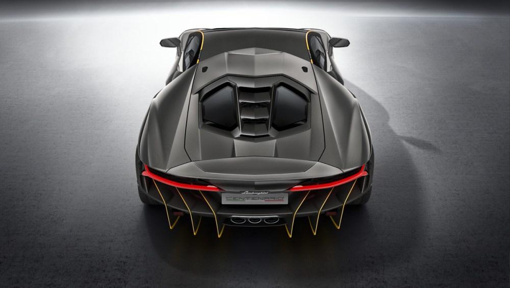 The Lamborghini Centenario Lp 770 4 Celebrates 100 Years