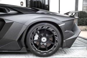 Mansory J.S.1 Edition Lamborghini Aventador LP 750-4 SV