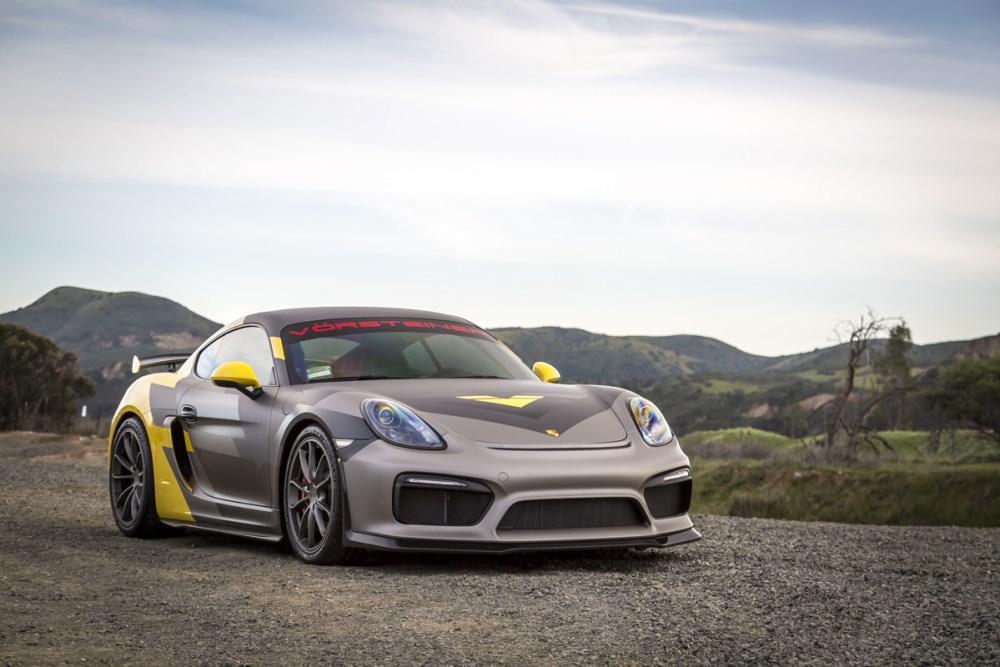 Vorsteiner Porsche Cayman GT4 (46)