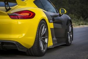 Vorsteiner Porsche Cayman GT4 (9)