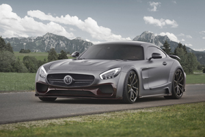 Mansory Mercedes-AMG GT