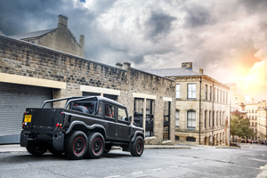 Defender Double Cab Pickup