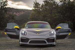 Cayman GT4-V