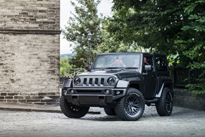 Jeep Wrangler Black Hawk Edition
