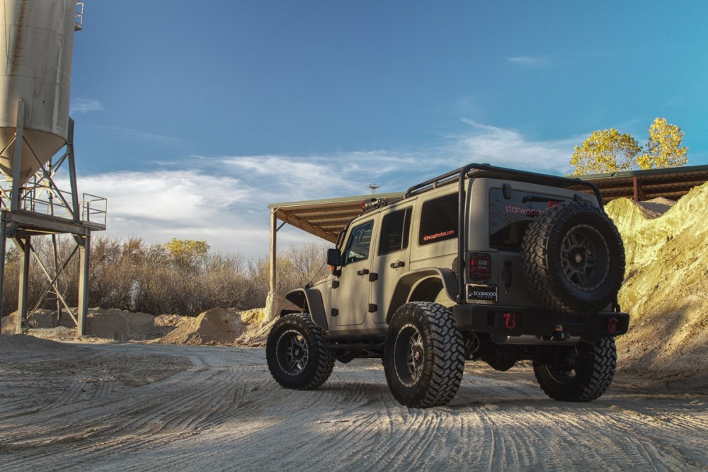 Starwood Motors Jeep Wrangler Rubicon SEMA
