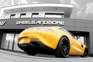 WheelsandMore Mercedes-AMG GT S Startrack 6.3