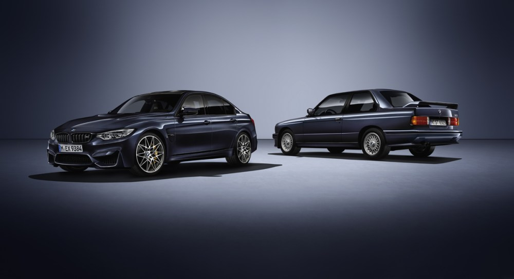 "BMW M3 ""30 Years M3"""