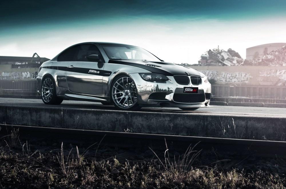 Fostla E92 BMW M3