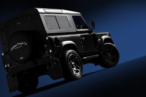 Land Rover Defender 90 London Motor Show Edition