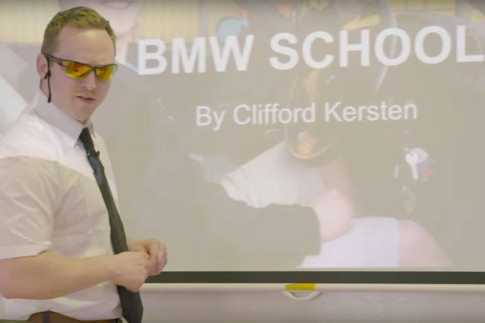 BMW Driver School