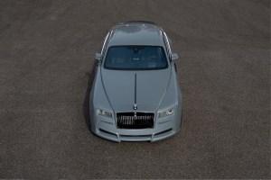 Spofec Overdose Rolls Royce Wraith (29)