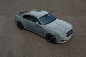 Spofec Overdose Rolls Royce Wraith (30)