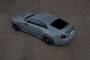 Spofec Overdose Rolls Royce Wraith (32)