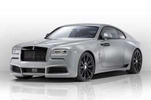 Spofec Overdose Rolls Royce Wraith (7)