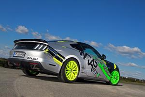 WRAPworks Mustang GT