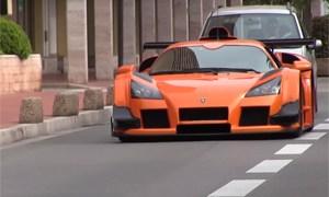 Gumpert Apollo S in Monaco