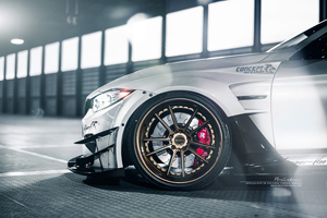 BMW M4 Brixton Forged M51 Targa Series