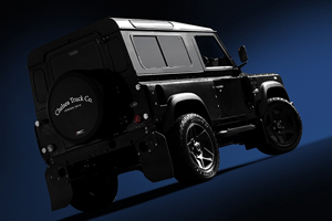 Defender London Motor Show Edition