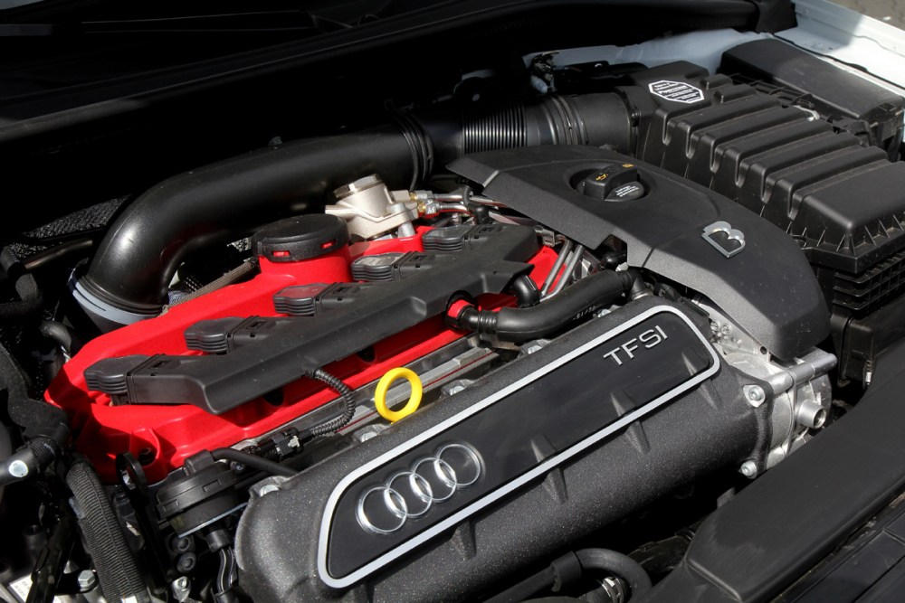 B&B Automobiltechnik Audi RS3