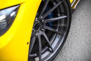 F80 BMW M3 with Brixton Forged R10D Targa Series Wheels