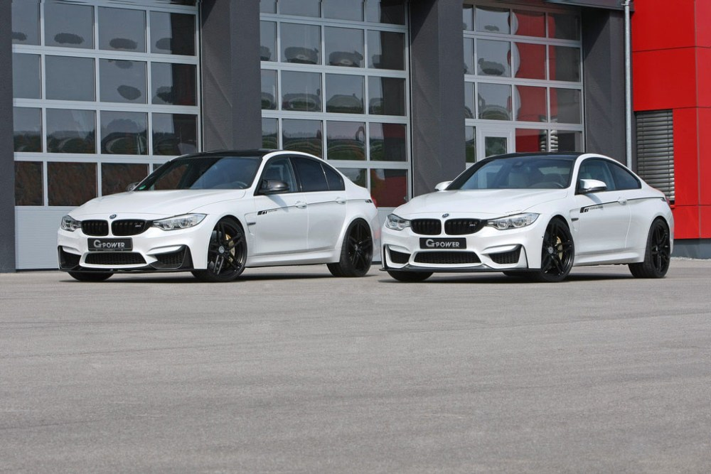 G-Power BMW M3 and M4