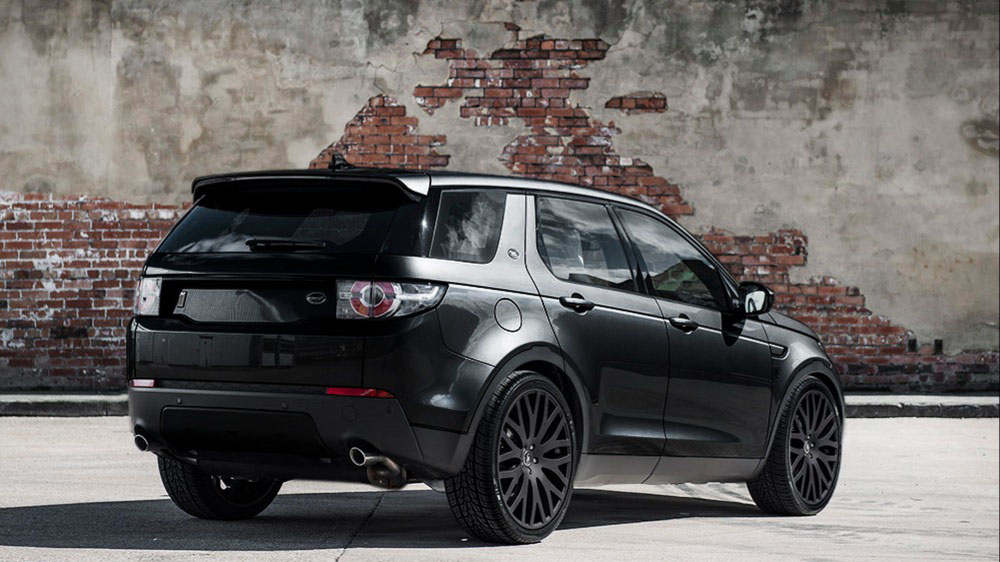 Project Kahn Land Rover Discovery Sport Black Label Ediiton