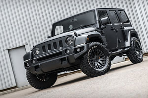 Chelsea Truck Company Jeep CJ300 Black Hawk