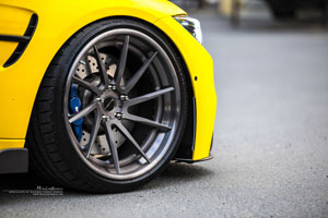 BMW M3 Brixton Forged R10D Wheels