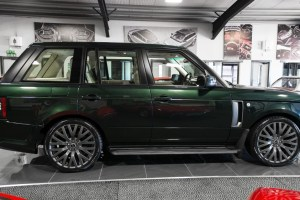 Project Kahn Range Rover Westminster Edition