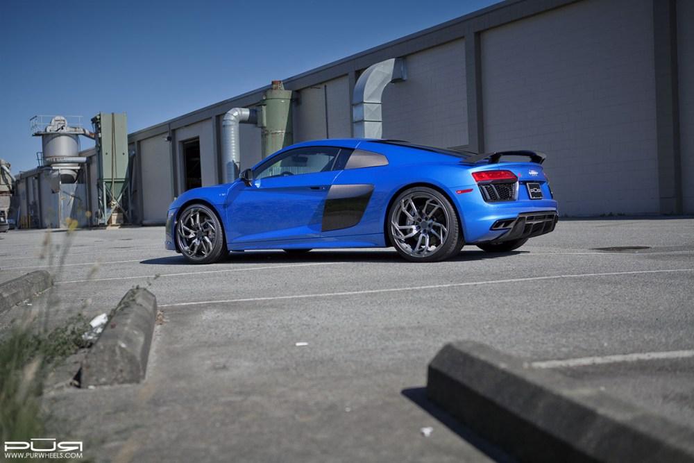 Audi R8 V10 Plus PUR RS05 Wheels