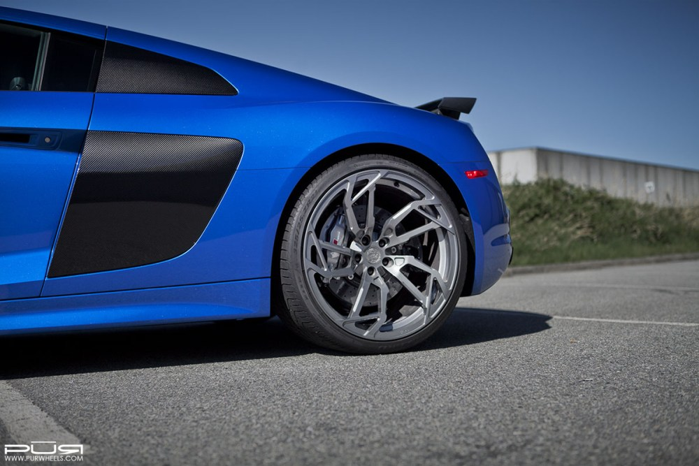 Audi R8 V10 Plus PUR RS05 Wheels