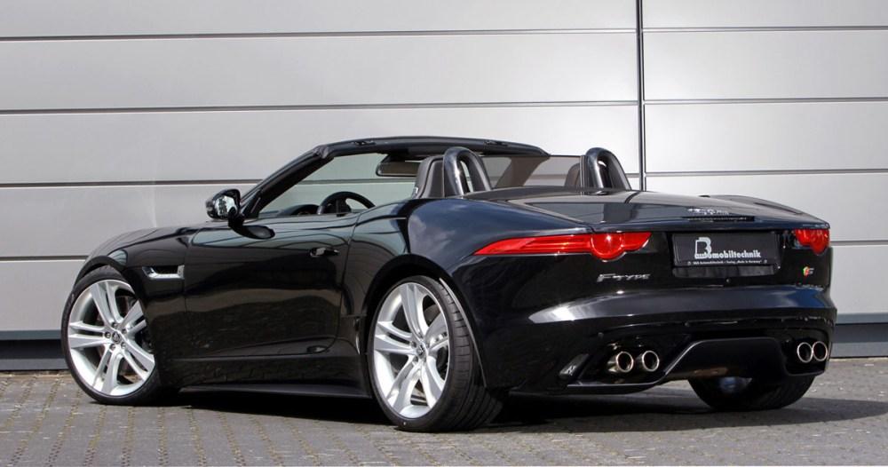 B&B Automobiltechnik Jaguar F-Type