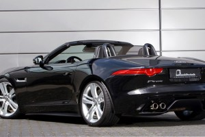 B&B Automobiltechnik Jaguar F-Type