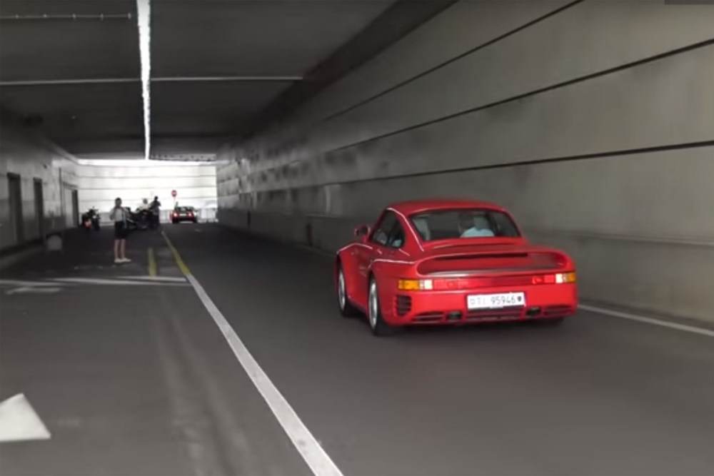 Supercars Tunnel Sounds