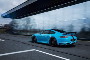 TechArt 991.2 Porsche 911 Carrera S Powerkit