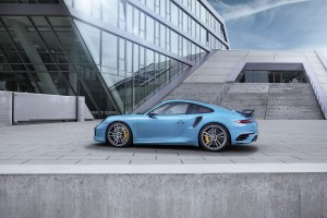TechArt 991.2 Porsche 911 Turbo S