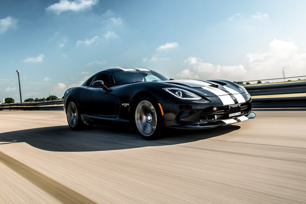 Hennessey Performance Venom Dodge Viper