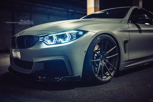 BMW 435i M Performance Brixton Forged M53