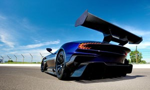 Aston Martin Vulcan auction