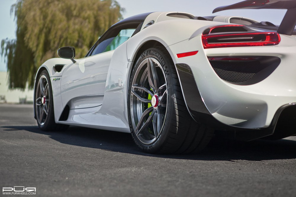 Porsche 918 Spyder PUR RS23.M2 Wheels