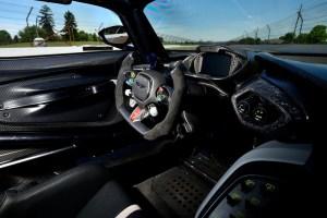Aston Martin Vulcan Mecum Monterey