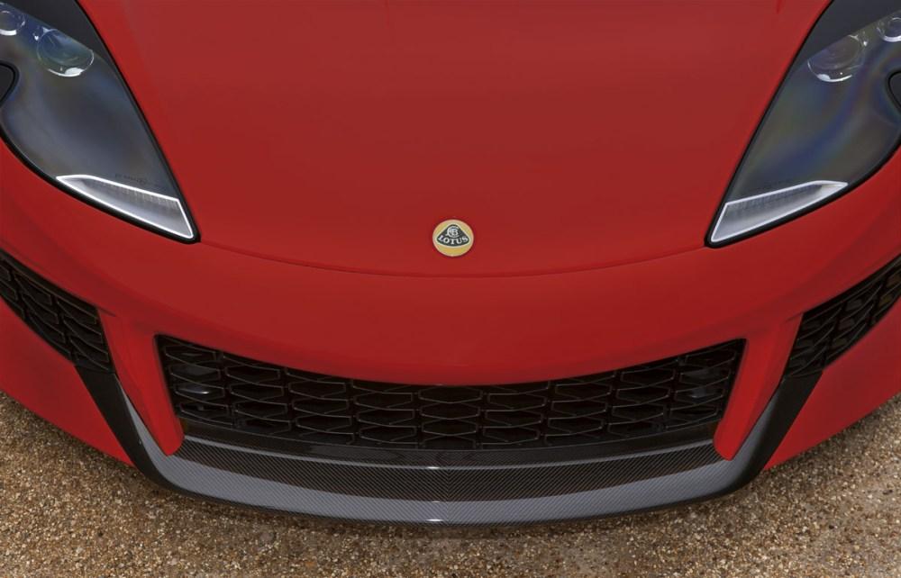 Lotus Evora 400 Carbon Pack